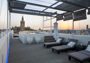Sevilla  SpainAIRE Sevilla ancient baths   Bluedepend studio. Aire Baths Spain. Home Design Ideas