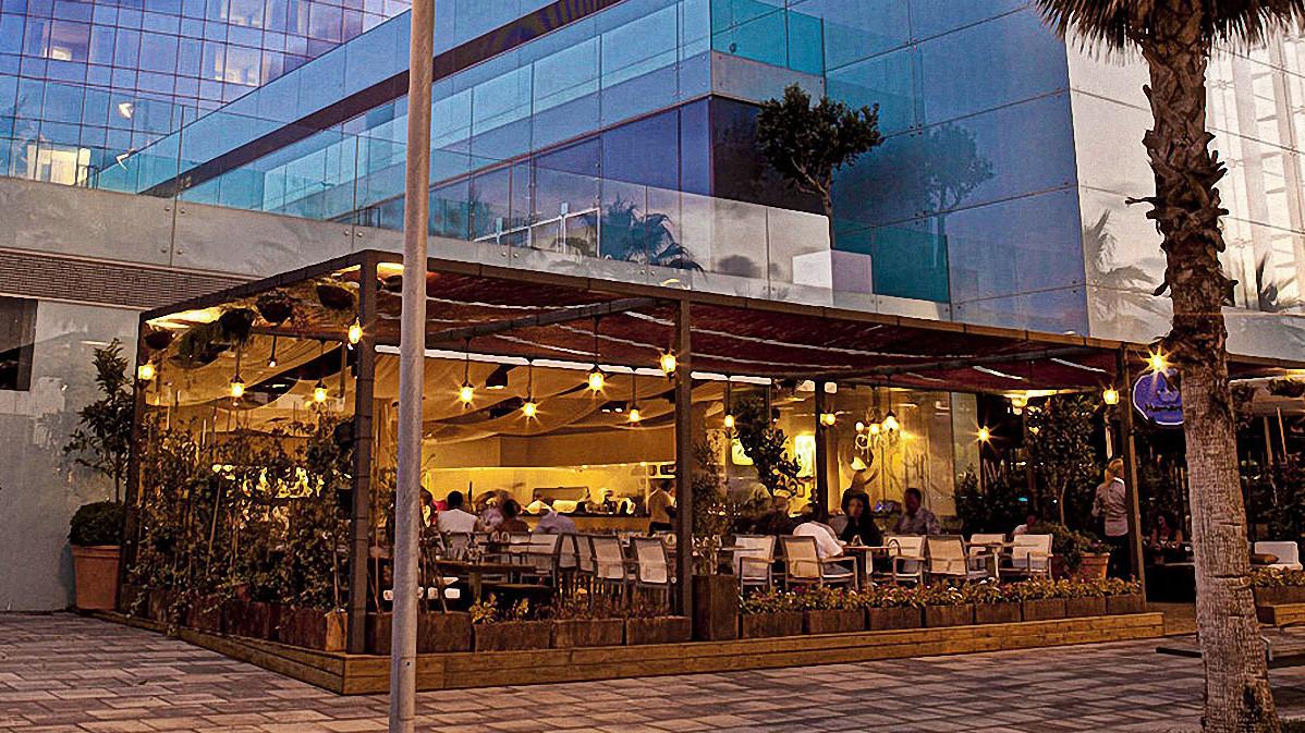 MAMAROSA BEACH Restaurant