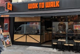 WOK TO WALK CRANBOURN Restaurant