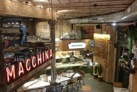 MACCHINA SANT ANTONI Restaurant